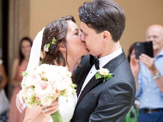 Il matrimonio di Marco e Giulia a Albino, Bergamo 86