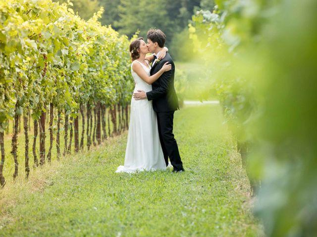Il matrimonio di Marco e Giulia a Albino, Bergamo 96