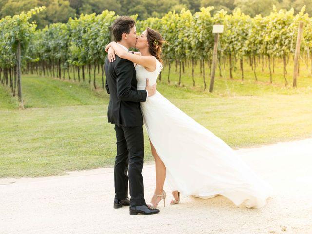 Il matrimonio di Marco e Giulia a Albino, Bergamo 99