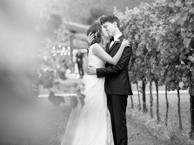 Il matrimonio di Marco e Giulia a Albino, Bergamo 101