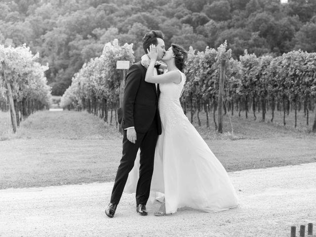 Il matrimonio di Marco e Giulia a Albino, Bergamo 102