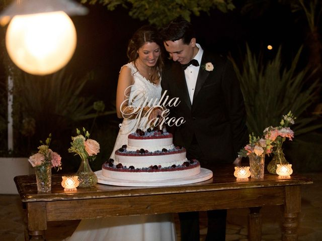 Il matrimonio di Marco e Giulia a Albino, Bergamo 115