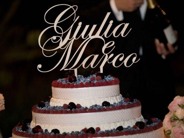 Il matrimonio di Marco e Giulia a Albino, Bergamo 116