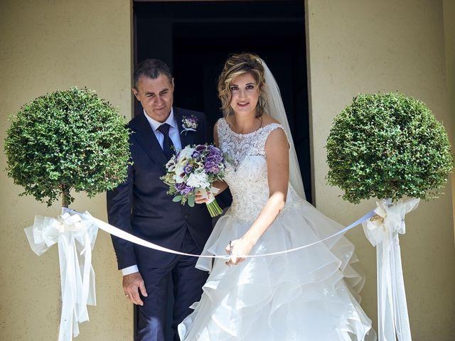 Il matrimonio di Daniele e Alessia a Foligno, Perugia 42