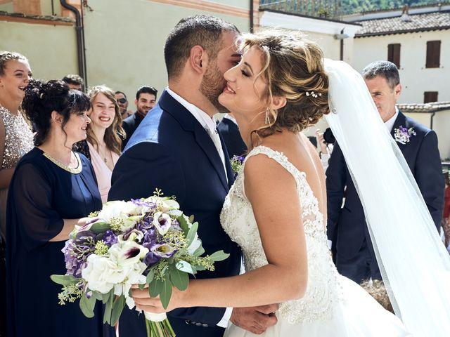 Il matrimonio di Daniele e Alessia a Foligno, Perugia 48