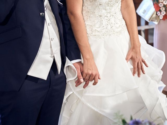 Il matrimonio di Daniele e Alessia a Foligno, Perugia 50