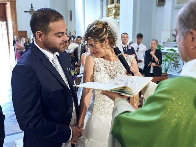 Il matrimonio di Daniele e Alessia a Foligno, Perugia 54