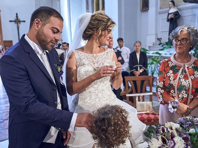 Il matrimonio di Daniele e Alessia a Foligno, Perugia 56