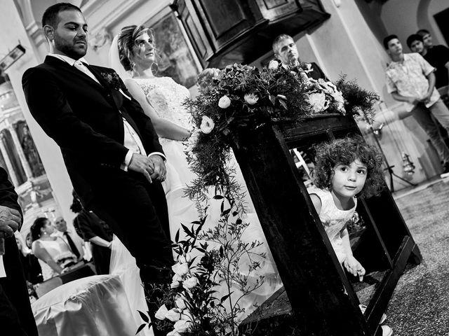 Il matrimonio di Daniele e Alessia a Foligno, Perugia 58