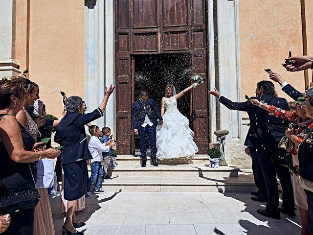 Il matrimonio di Daniele e Alessia a Foligno, Perugia 62