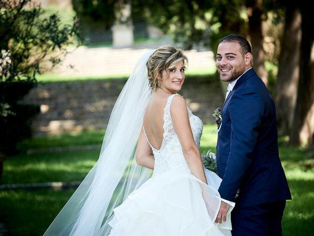 Il matrimonio di Daniele e Alessia a Foligno, Perugia 63