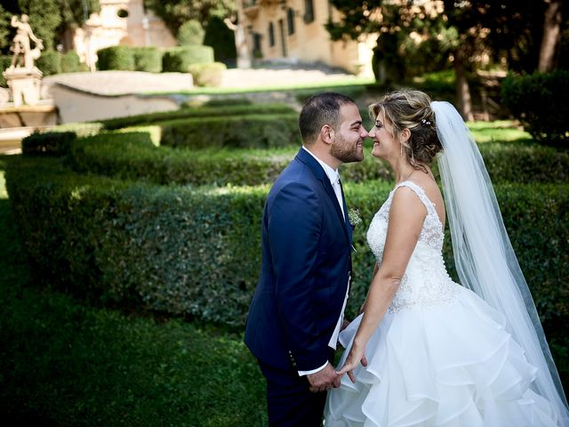 Il matrimonio di Daniele e Alessia a Foligno, Perugia 69