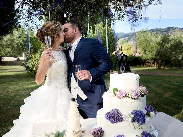 Il matrimonio di Daniele e Alessia a Foligno, Perugia 77