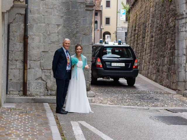 Il matrimonio di Luca e Elena a Gemona del Friuli, Udine 9