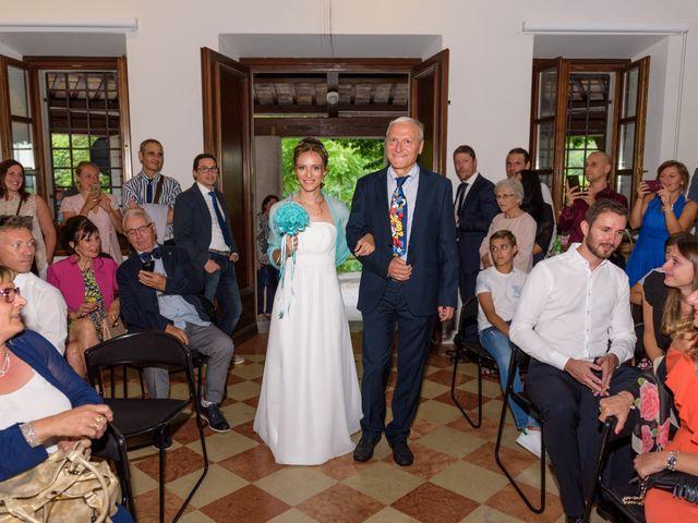 Il matrimonio di Luca e Elena a Gemona del Friuli, Udine 10