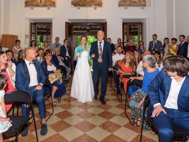 Il matrimonio di Luca e Elena a Gemona del Friuli, Udine 11