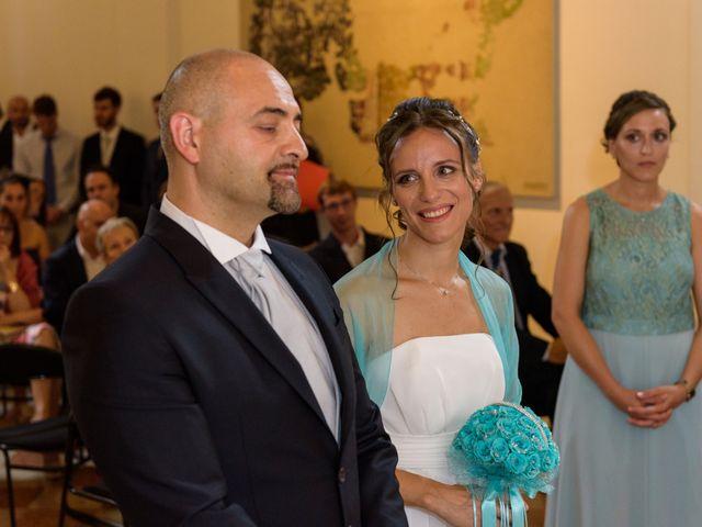 Il matrimonio di Luca e Elena a Gemona del Friuli, Udine 15