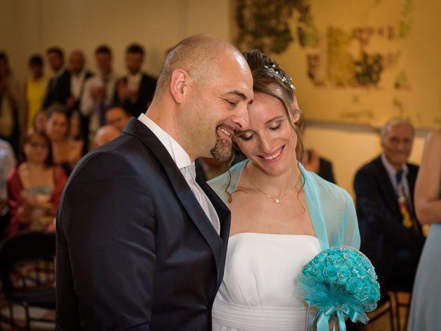 Il matrimonio di Luca e Elena a Gemona del Friuli, Udine 16