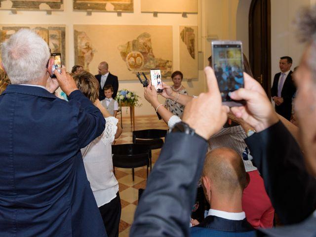 Il matrimonio di Luca e Elena a Gemona del Friuli, Udine 17