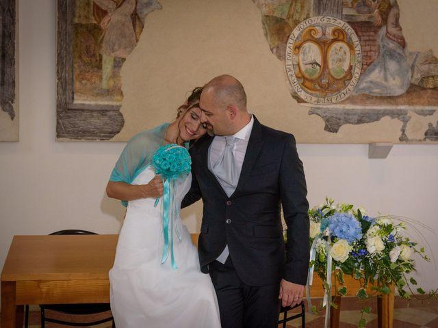 Il matrimonio di Luca e Elena a Gemona del Friuli, Udine 18
