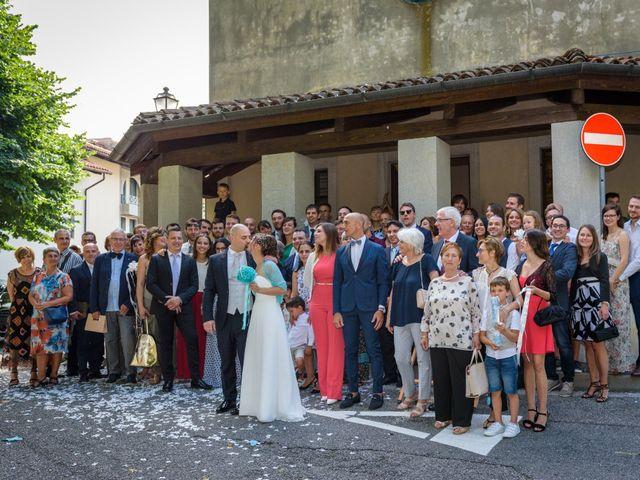 Il matrimonio di Luca e Elena a Gemona del Friuli, Udine 27