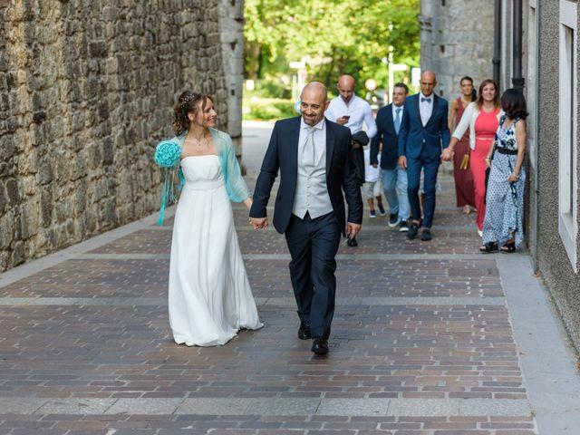 Il matrimonio di Luca e Elena a Gemona del Friuli, Udine 30