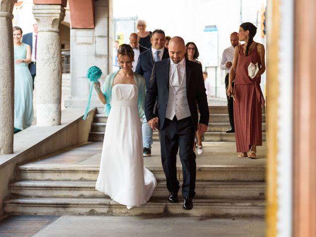 Il matrimonio di Luca e Elena a Gemona del Friuli, Udine 34