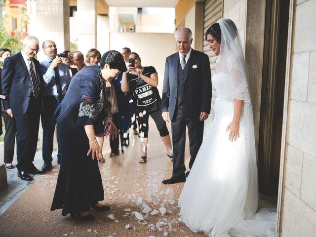 Il matrimonio di Walter e Roberta a Monserrato, Cagliari 35