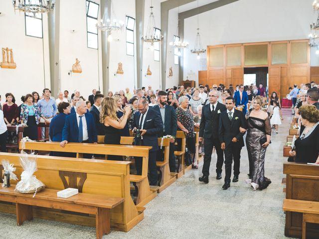 Il matrimonio di Walter e Roberta a Monserrato, Cagliari 43