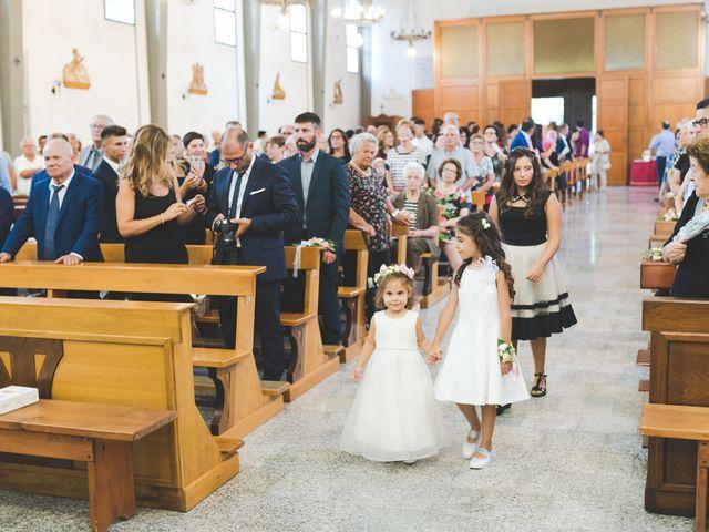 Il matrimonio di Walter e Roberta a Monserrato, Cagliari 44
