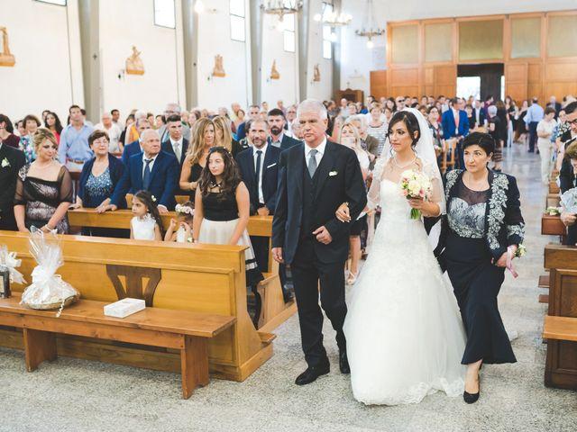 Il matrimonio di Walter e Roberta a Monserrato, Cagliari 45