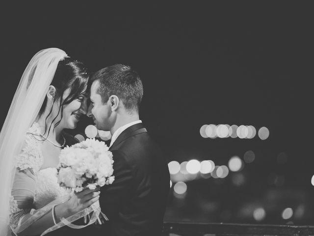 le nozze di Roberta e Walter