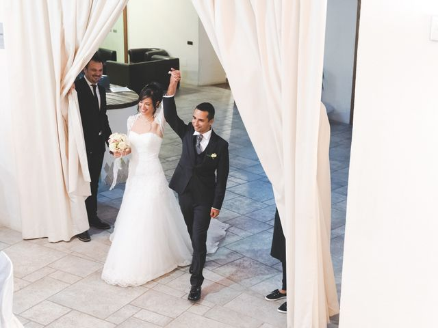 Il matrimonio di Walter e Roberta a Monserrato, Cagliari 90