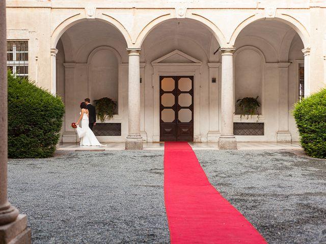 Il matrimonio di Vincenzo e Elena a Biella, Biella 3