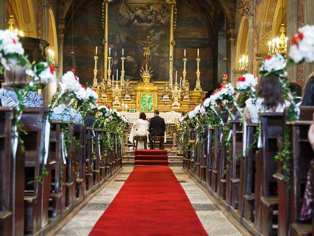 Il matrimonio di Vincenzo e Elena a Biella, Biella 10
