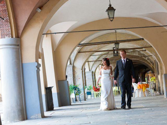 Il matrimonio di Vincenzo e Elena a Biella, Biella 11