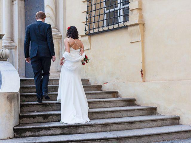 Il matrimonio di Vincenzo e Elena a Biella, Biella 12
