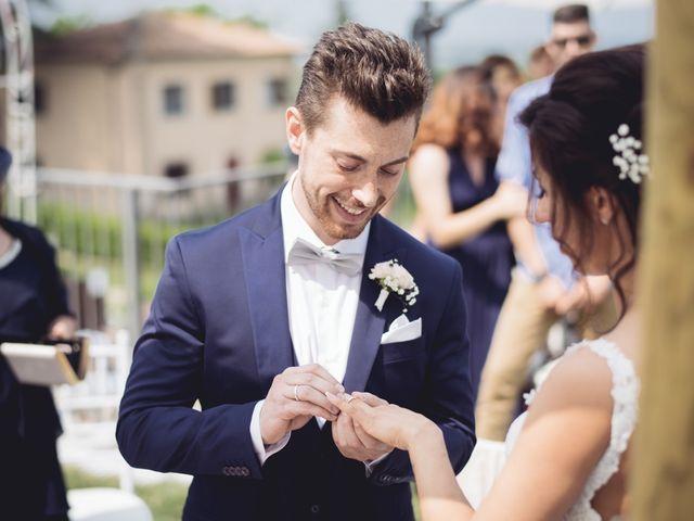 Il matrimonio di Stefano e Edilaine a Pastrengo, Verona 21