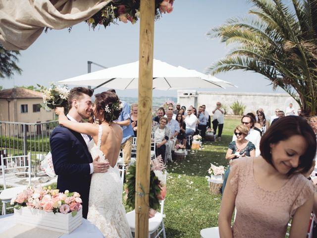 Il matrimonio di Stefano e Edilaine a Pastrengo, Verona 23