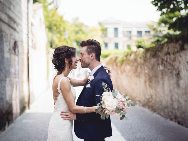Il matrimonio di Stefano e Edilaine a Pastrengo, Verona 27