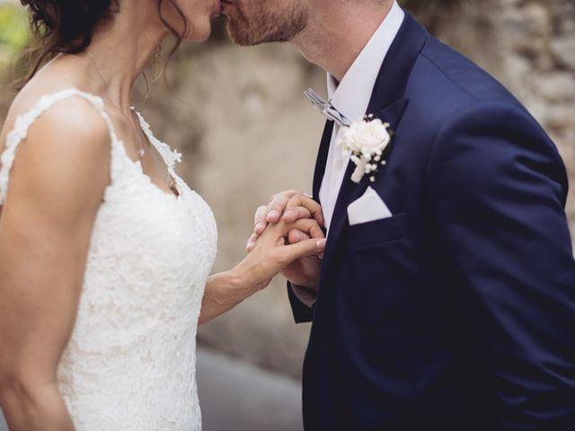 Il matrimonio di Stefano e Edilaine a Pastrengo, Verona 34