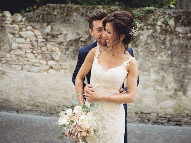 Il matrimonio di Stefano e Edilaine a Pastrengo, Verona 38