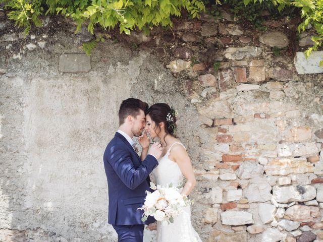 Il matrimonio di Stefano e Edilaine a Pastrengo, Verona 42