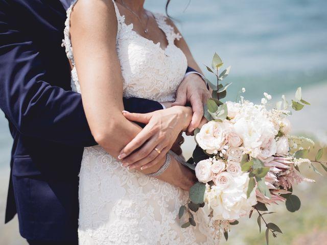 Il matrimonio di Stefano e Edilaine a Pastrengo, Verona 43