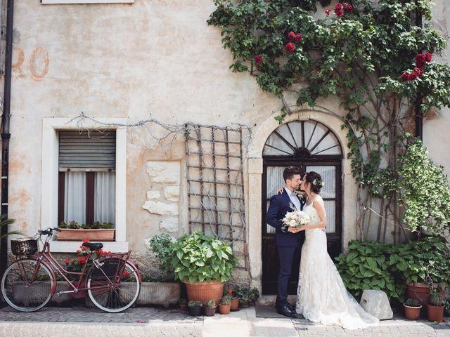 Il matrimonio di Stefano e Edilaine a Pastrengo, Verona 46