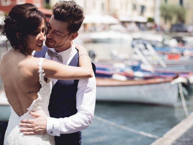 Il matrimonio di Stefano e Edilaine a Pastrengo, Verona 48