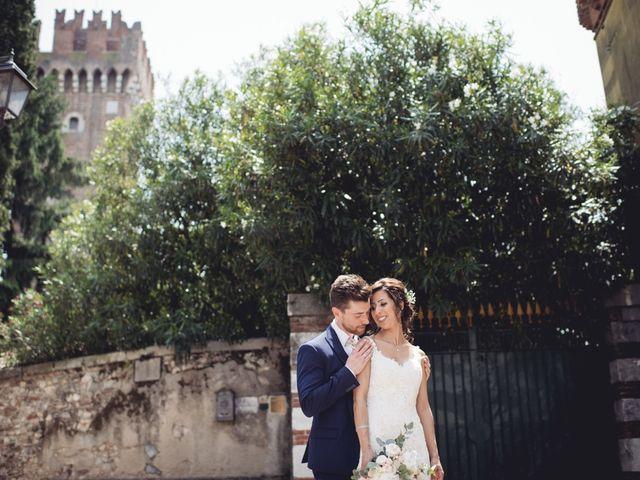 Il matrimonio di Stefano e Edilaine a Pastrengo, Verona 49