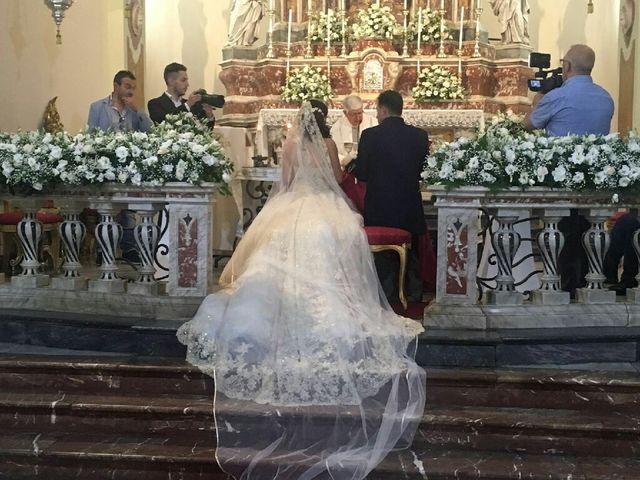 Il matrimonio di Davide e Domenica  a Catania, Catania 5