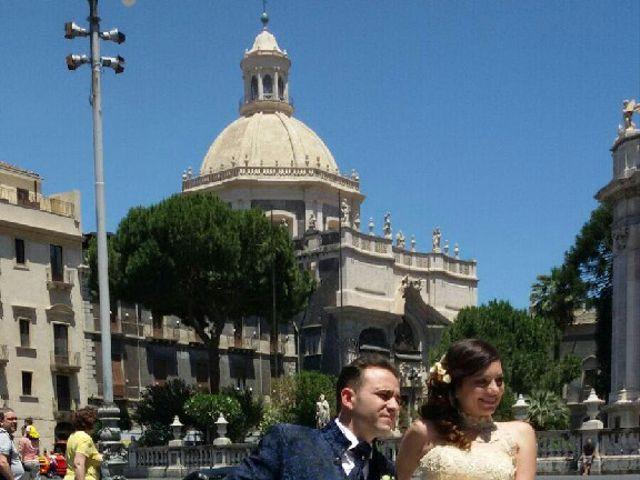 Il matrimonio di Davide e Domenica  a Catania, Catania 2
