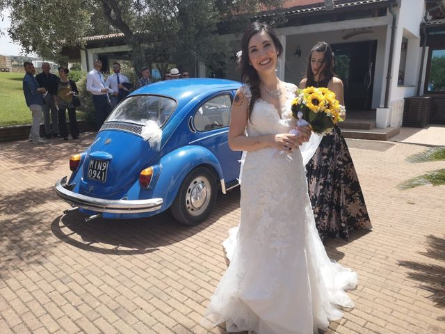 Il matrimonio di Nicola e Mariana a Sassari, Sassari 11
